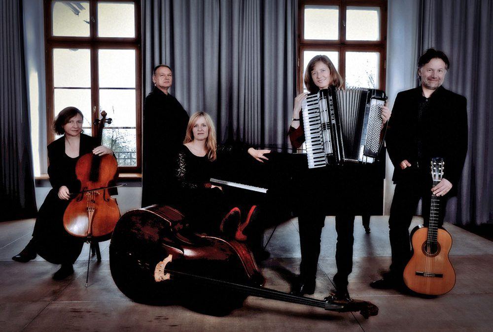 Tango Ensemble Contrabajando, Holzwickede