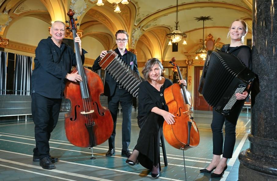 Quartetto Libertango